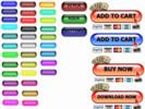 33 PLR Aqua Buttons Pack (PLR)