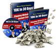 Thumbnail 10 K in 30 Days  Video (MRR) NEW 2010