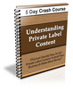 Thumbnail Understanding Private Label Content with (PLR)