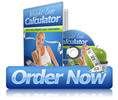 Thumbnail Weight Loss Calculator With (MRR)(GR)