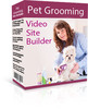 Thumbnail Pet Grooming Video Site Builder With (MRR)