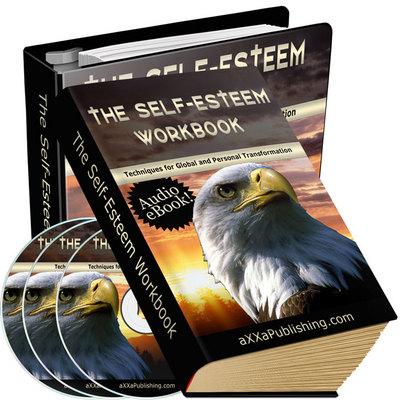 Product picture NEW 2010 Self Esteem Workbook - eBook and Audio (PLR)