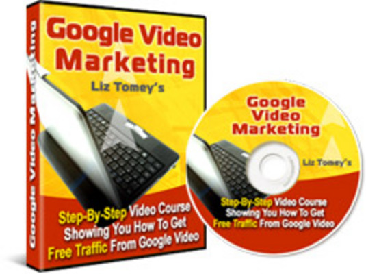 Product picture Google Video Marketing Course (MRR)