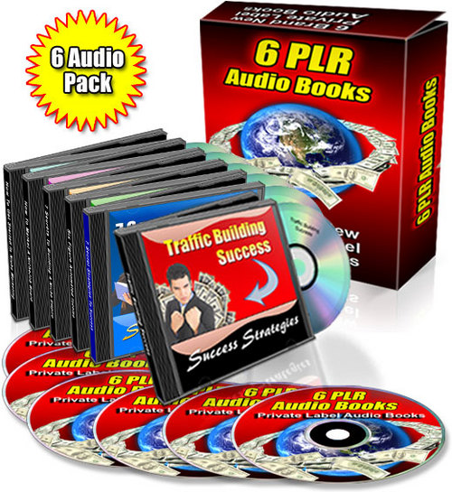 Product picture 6 Marketing PLR Audio eBooks  PLR .rar