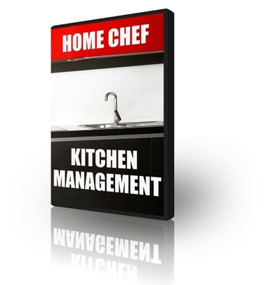 Product picture Home Chef Kitchen Management (PLR)