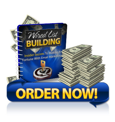 Product picture Wired List Building (PLR)