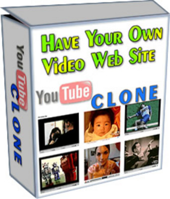 Product picture Your You Tube Clone