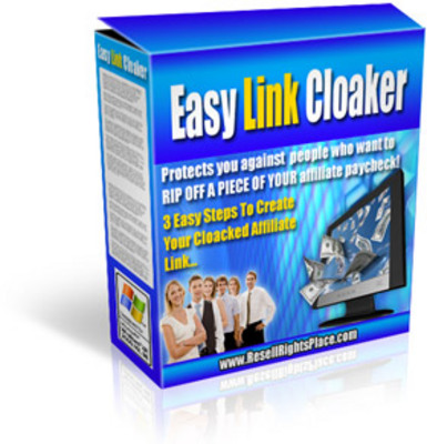 Product picture Easy Link Cloaker (MRR)
