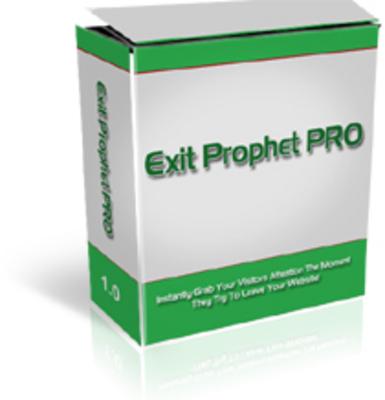 Product picture Exit Prophet Script