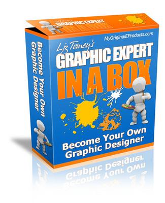 Product picture Graphic Expert in a Box software