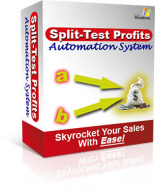 Product picture Split Test Profits