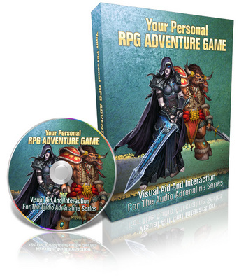 Product picture Personal RPG Adventure Game With (MRR)