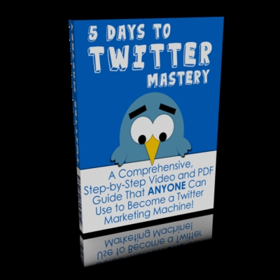 Product picture Twitter Mastery