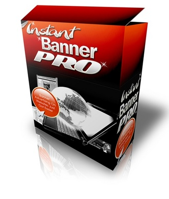 Product picture Instant Banner PRO With (MRR)