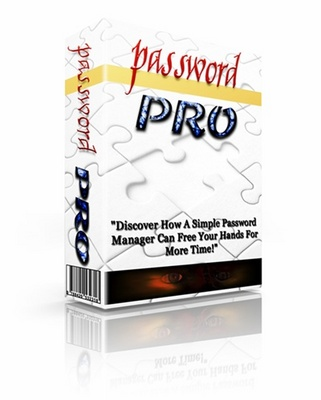 Product picture Password PRO