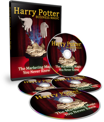 Product picture Harry Potter Business Magic