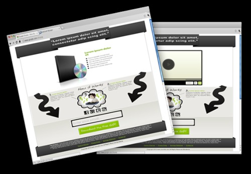 Product picture 5 PLR Squeeze Pages with (PLR)