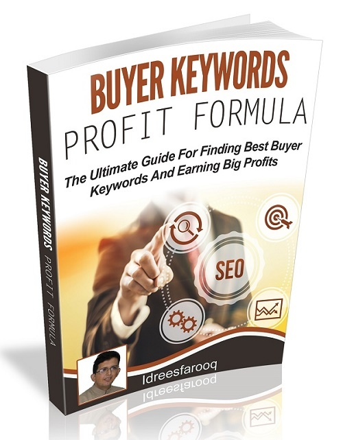 Product picture Buyer Keywords Profit Formula