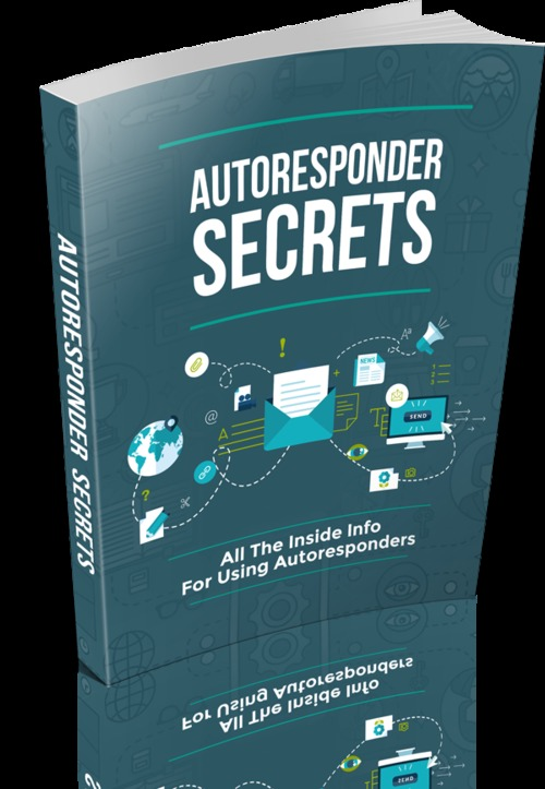 Product picture Autoresponder Secrets