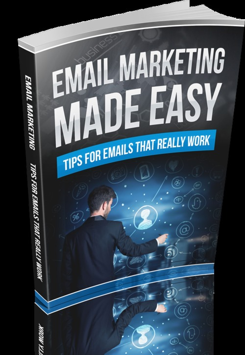 Product picture Email Marketing Made Easy
