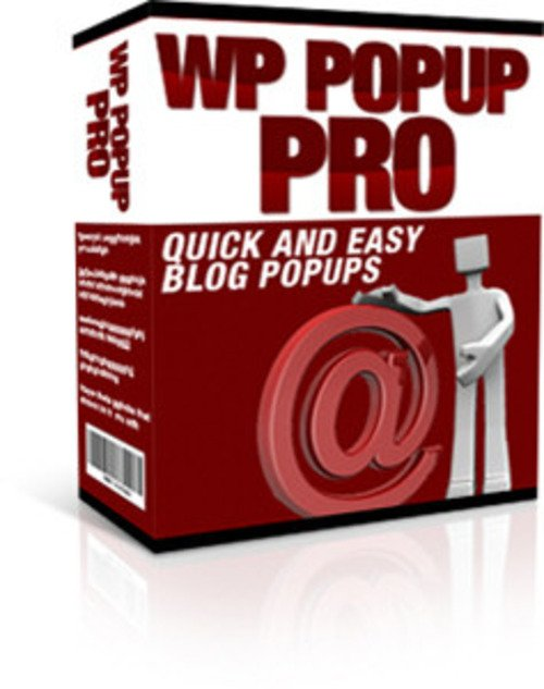 Product picture WP Popup Pro