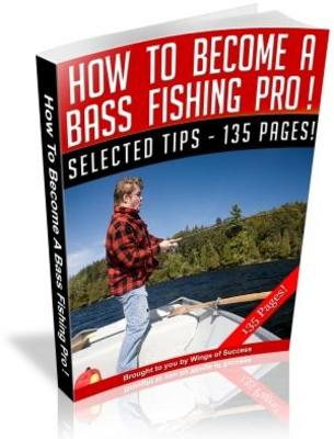 Product picture How To Become A Bass Fishing Pro (MRR)