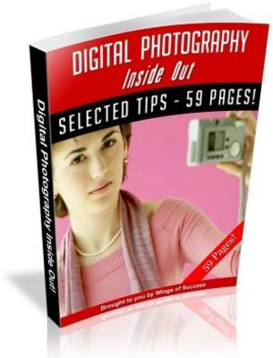 Product picture Digital Photography Inside Out (MRR)