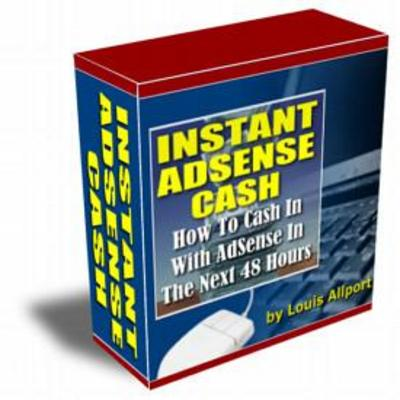 Product picture Instant Adsense Cash